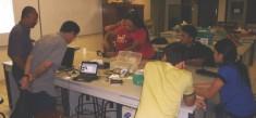 DIY microscopy @ Faculty of Agricultural Technology, UGM, Yogya