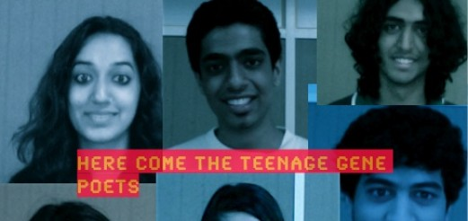 Here come the Teenage Gene Poets