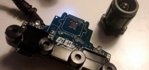 PS3 Eye DIY microscopy hack