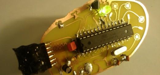 Hackteria BioElectronix arduino-clone