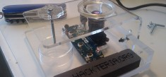 Z-stage kit for DIY microscope