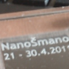 NanoŠmano – Šmall Matter