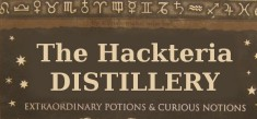 Hackteria Distillery @ Jaaga, Bangalore