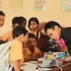 """""""Cyber Hair Wars"""" – Microscopy Workshop for Elementary School, Yogyakarta"""