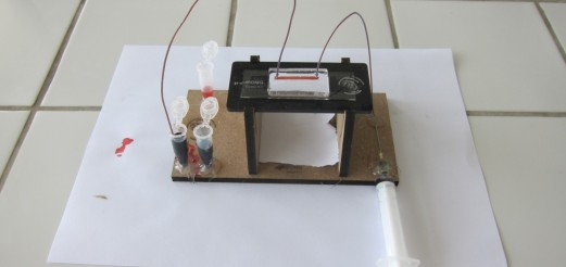 wetPONG Hybrid NanoLab 2012