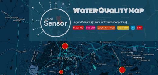 Jugaad Sensors by ArtScienceBLR