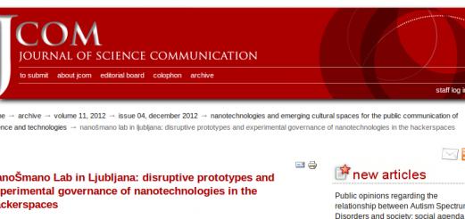 some article about NanoŠmano