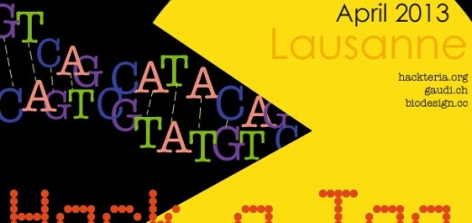Hack a Taq – 6, 7, 13 April, Lausanne