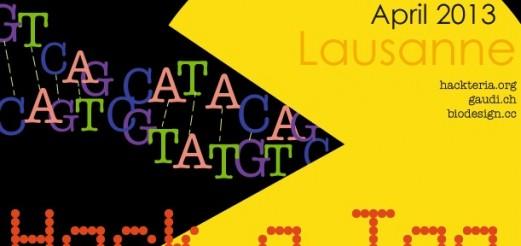 Hack a Taq – 6, 7, 13 April, Lausanne