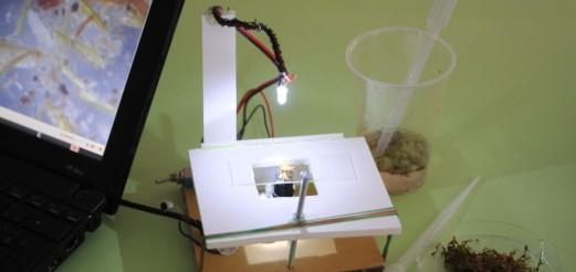 DIY Microscopy | 26 & 27. March 2013 @ BioTehna, Ljubljana