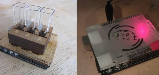 New Kresse Shields…. Lab-on-an-Arduino