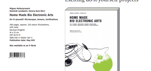 """Home Made Bio Electronic Arts"""