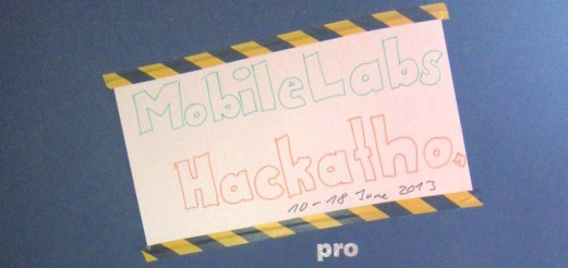MobileLabs Hackathon, daily impressions
