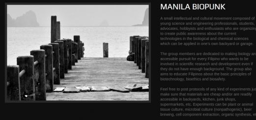 Manila BioPunk