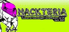 Hackteria: Biologische Kunst – Wissenschaft, Natur und Biohacking | Schaffhausen, 12-14. Juni 2014