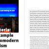 """Hackteria: An Example of Neomodern Activism"", Boris Magrini, 2014 – LEA,"