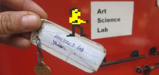 dusjagr's residency at (Art)ScienceBLR