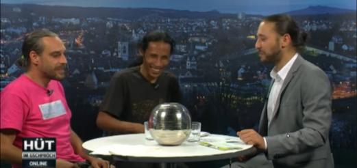 Hüt im Gschpröch, 12. Juni 2014 – Schaffhauser Fernsehen