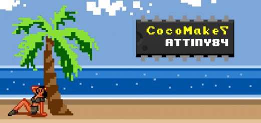 """CocoMake7 – A """"jugaad"""" improved and low-cost Makey Makey based on Coconuts"""