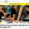 Article on GynePunk and Cyborg Witches   Makery, June 2015