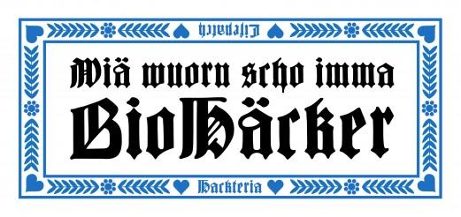 """Make Munich presents """"BioHäcker"""""""