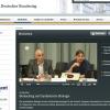 Rüdiger discusses DIY biology at the German Bundestag, September 2016