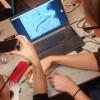 DIY Microsopy by TeZ @ Academie Minerva Groningen