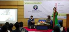 BioHacking Workshops & Talks with Adeline Seah and The Tech Academy, Dhaka, Bangladesh