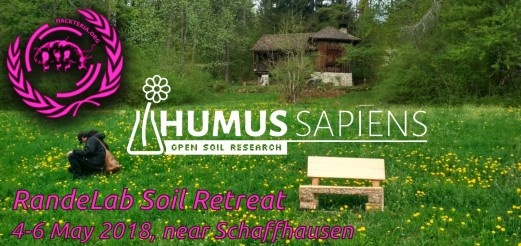 RandeLab Soil Retreat | 4-6 May 2018, Schaffhausen, Switzerland