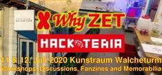 Hackteria X Why ZET