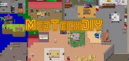 """Hybrid"" Project-Week on DIY MedTech, FabLab LU"