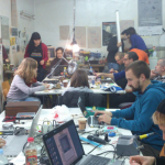 hackteria_workshops