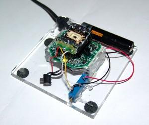 Electronic Focus Setup