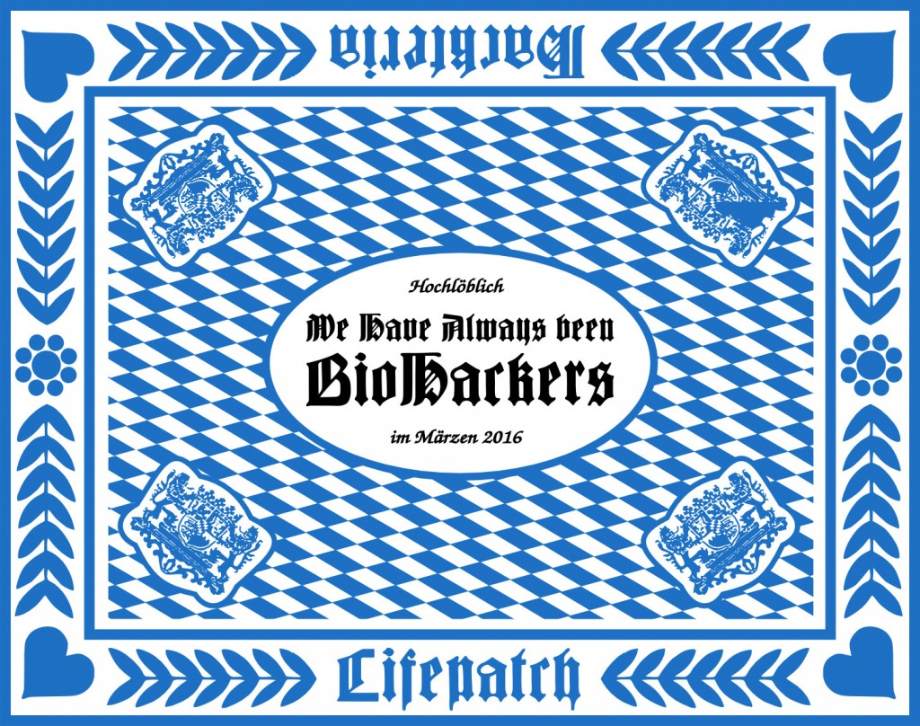 BioHackerTischTuch